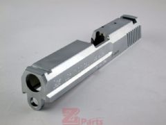 ZParts CNC Steel Slide For KSC USP Tactical GBB Pistol (Silver KSC-USP-009)
